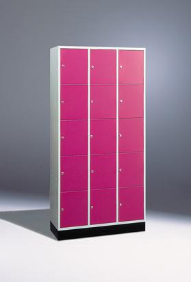 Locker Intro 8570-301