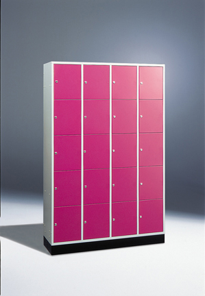 Locker Intro 8570-401