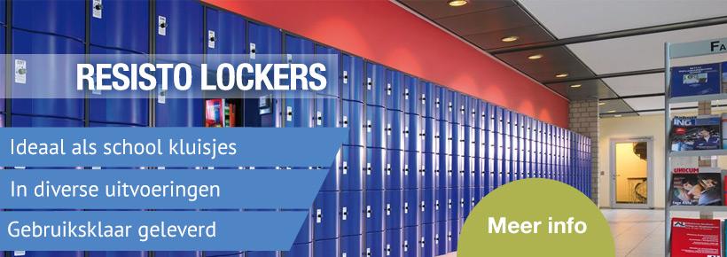 Resisto locker